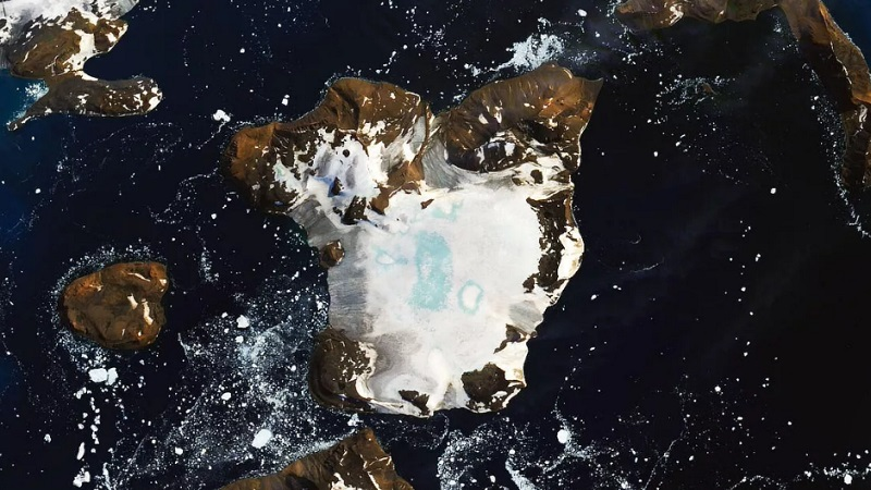 Eagle Island on Feb 13