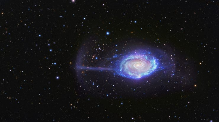 umbrella galaxy