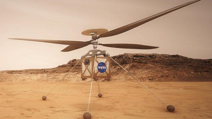 NASA's Mars Helicopter