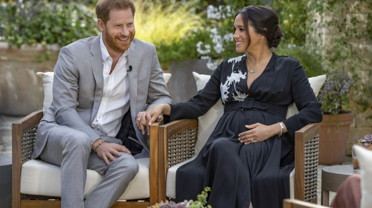Meghan and Harry Welcome Baby Girl, Lili Diana