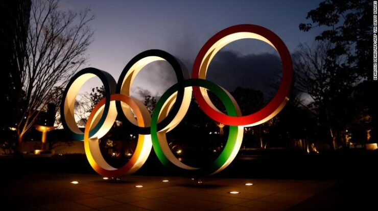 Support for Tokyo Olympics