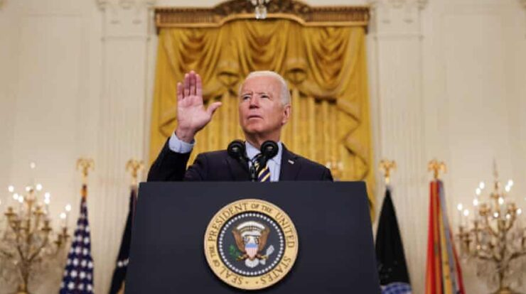 Joe Biden's Plans to Withdraw from Afghanistan